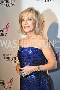 Andrea Mitchell Susan G. Komen Kennedy Center