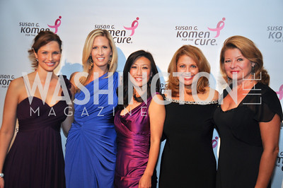 Allison, Starling, ABC, Laura, Evans, Fox, Anyang, NBC, Rebecca, Cooper, ABC, News, Gail, Huff, ABC, Wife, Senator, Scott, Brown, 2011, Susan, Komen, Kennedy, Center, WLM, 148 Susan G. Komen Kennedy Center
