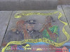 Sidewalk Art No More Bloodshed