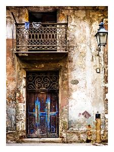 la puerta-balcon