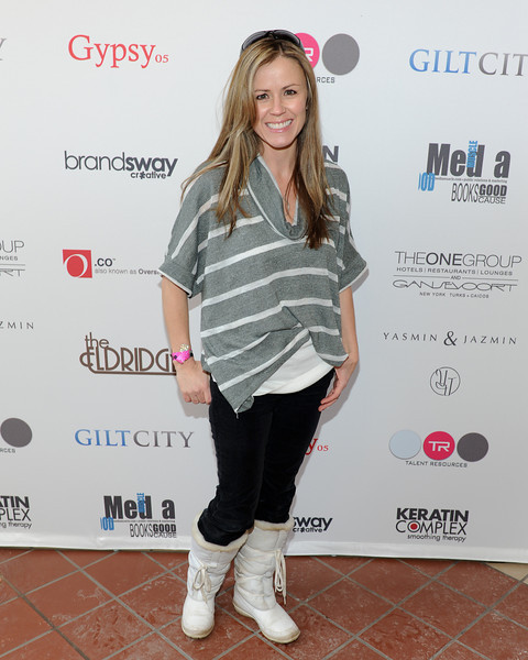 PARK CITY, UTAH - JANUARY 21: TV personality Trista Sutter Attends the TR Suites at the Gateway Center on January 21, 2011 in Park City, Utah.(Photo by Joseph Bellantoni \In House Image)