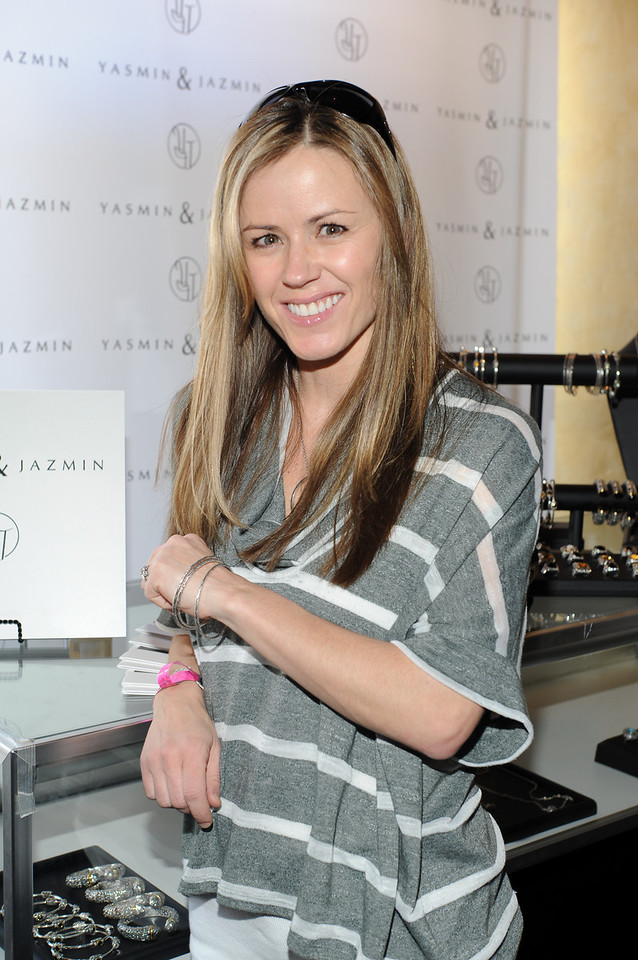 PARK CITY, UTAH - JANUARY 21: TV personality Trista Sutter Attends the TR Suites at the Gateway Center on January 21, 2011 in Park City, Utah. (Photo by Joseph Bellantoni \In House Image)