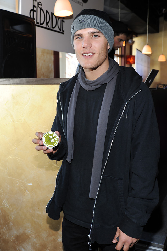 PARK CITY, UTAH - JANUARY 21: Actor Chris Zylka Attends the TR Suites at the Gateway Center on January 21, 2011 in Park City, Utah. (Photo by Joseph Bellantoni \In House Image)
