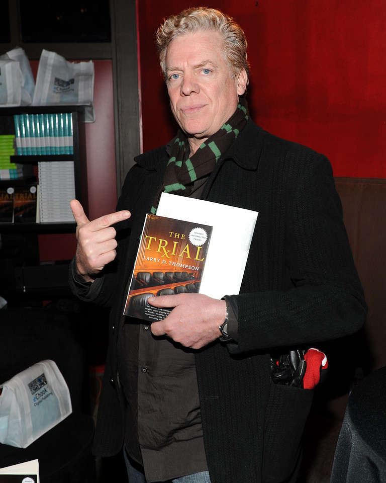 PARK CITY, UTAH - JANUARY 21: Christopher McDonald Attends the TR Suites at the Gateway Center on January 21, 2011 in Park City, Utah. (Photo by Joseph Bellantoni \In House Image)