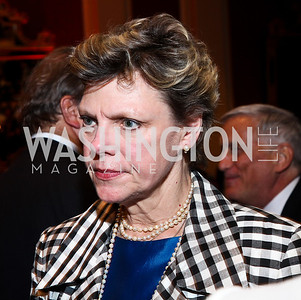 Cokie Roberts. Photo by Tony Powell. Teach for America Gala. Mandarin Oriental. May 17, 2011