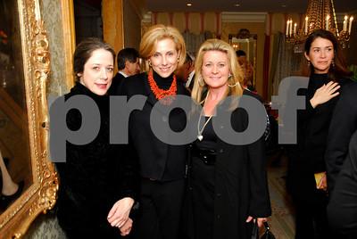 Heather Podesta,Katherine Bradley,Norma Ramsey,February 9,2011,Teach for America book party,Kyle Samperton