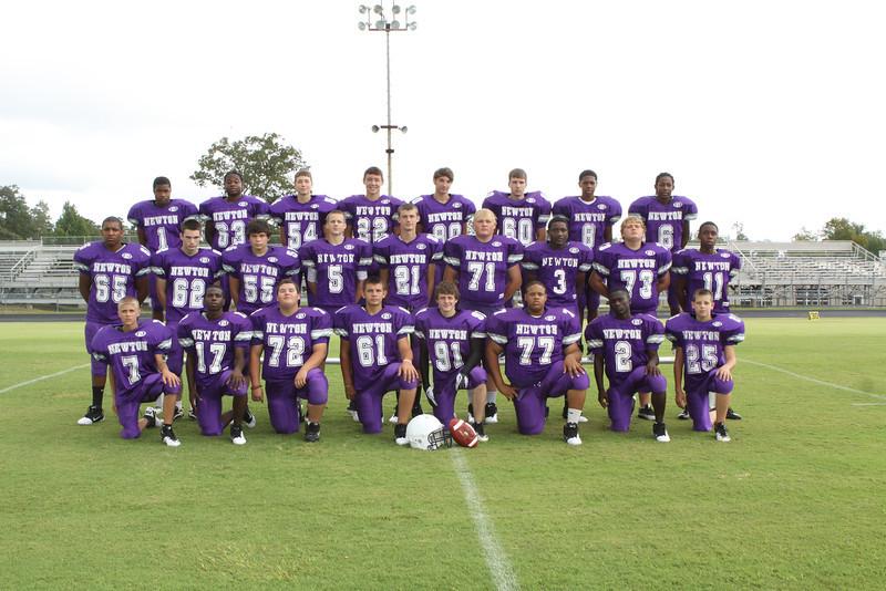 J.V. Football Team