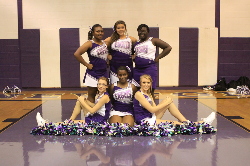 J.V. Cheerleaders