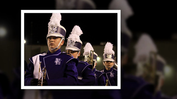 Newton High School Band, Newton, Texas