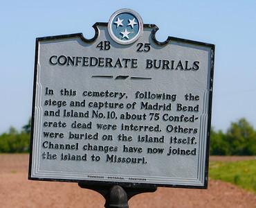 Confederate Burials