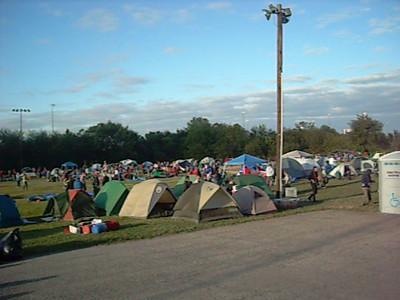 Tent Check Sept 2010