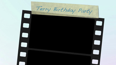 Terry Birthday Party