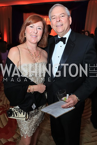 Anna Marie Sullivan, Tim Sullivan. The 2011 Joan Hisaoka Gala. Mandarin Oriental. October 22, 2011. Photo by Alfredo Flores