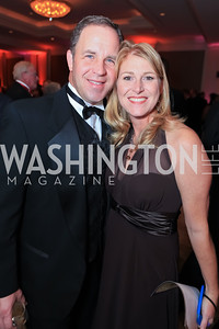 Jeff Hudson, Ginger Hudson. The 2011 Joan Hisaoka Gala. Mandarin Oriental. October 22, 2011. Photo by Alfredo Flores