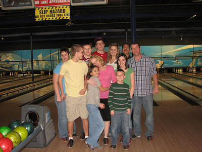 The 2012 Sugar Bowl and Laser Tag Tournament
