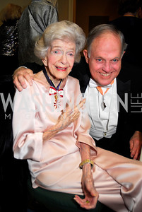 Gertrude D'Amecourt,Edward Wison,January 14,2011,Russian New Year's Eve Ball,Kyle Samperton