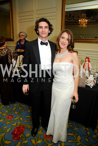 Joseph Filvarof,Clara Brenner,January 14,2011,Russian New Year's Eve Ball,Kyle Samperton