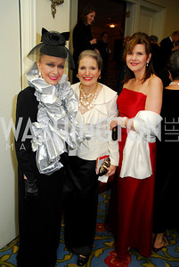 Pat Skantze,Cyd Everett,Debra Latiolais,January 14,2011,Russian New Year's Eve Ball,Kyle Samperton