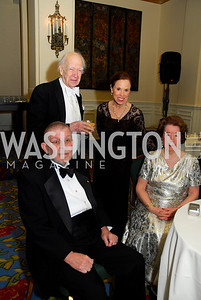 Austin Hay,Helen Smith,David Smith ,Anne Kennedy,January  14,2011,Russian New Year's Eve Ball.Kyle Samperton