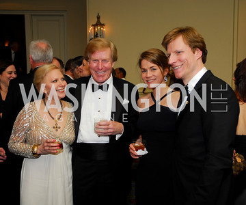 Olga Ryan,Bob Ryan,Catherine Ryan,Jason Ryan,January 14,2011,Russian New Year's Eve Ball,Kyle Samperton