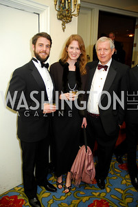 William Synder,Lauren Mack,Sarge Cheever,January 14,2011,Russian New Year's Eve Ball,Kyle Samperton