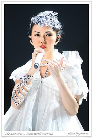 The Answer is ... Yanzi World Tour HK