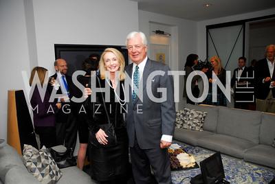 Rhona Wolfe Friedman, John Damgard, Arc Reception, April 5, 2011, Kyle Samperton