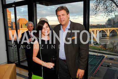Anna Trone, Mark Taylor, Arc Reception, April 5, 2011, Kyle Samperton