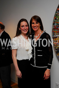 Sara Lange, Stacey Minton, Arc Reception, April 5, 2011, Kyle Samperton