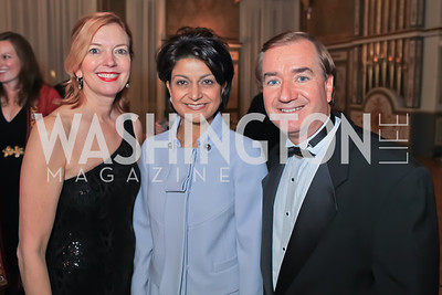 Marie Royce, Shamin Jawad, U.S. Congressman Ed Royce. The Ayenda Foundation's 2011 Annual Benefit Dinner Celebrating Six Years of Progress in Education Afghan Children. Mexican Cultural Institute. October 26, 2011