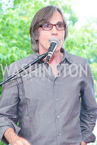 Jackson Browne. Photo by Alfredo Flores. The Center for Democracy in the Americas 5th Anniversary Celebration. The Stewart R. Mott House. June 20, 2011