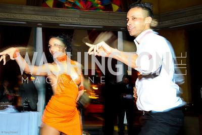 Jovanny Aguirre, Julissa Cruz. The Day of the Three Kings. Photo by Tony Powell. Cuba Libre. January 6, 2011