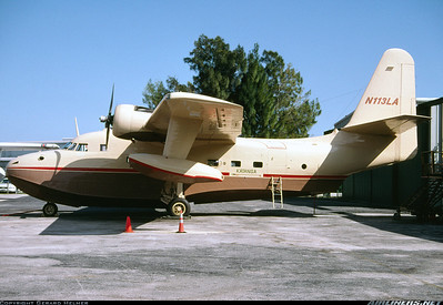 "This amphibious plane known as  ""Albatross"" was originally used by the Red Cross to supply an area of Africa inhabited by the Katanga people from whom the plane gets it's name. The name was kept for the fun of it and we carried the African theme throughout. This private plane was used in the US and in the Bahamas."