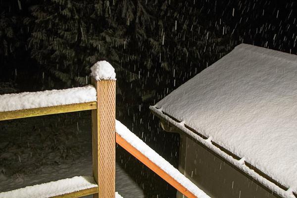 December snow!