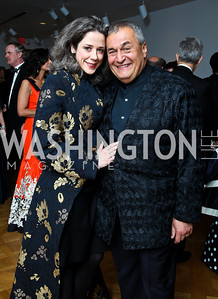 Heather and Tony Podesta. Photo by Tony Powell. Phillips Collection Gala. May 13, 2011