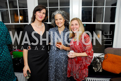Claire Shipman,Liza Gilbert,Alison Pion,February 17,2011,The Postmistress Book Party,Kyle Samperton