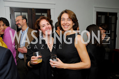 Sarah Blake,Arzu Tarimiclar,February 17,2011,The Postmistress Book Party,Kyle Samperton