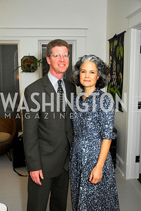 Shaun Donovan,Liza Gilbert,February 17,2011,The Postmistress Book Party,Kyle Samperton