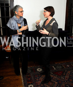 Sarah Boxer,Maude Casey,February 17,2011,The Postmistress Book Party,Kyle Samperton