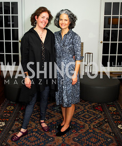 Sarah Blake,Liza Gilbert,February 17,2011,The Postmistress Book Party,Kyle Samperton