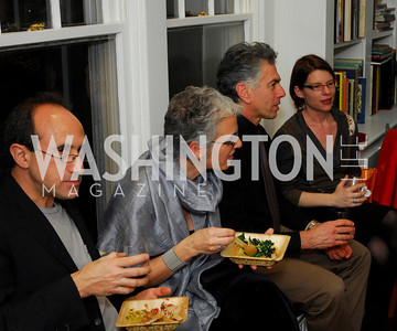 Harry Cooper,Sarah Boxer,David Gewanter,Maude Casey,February 17,2011,The Postmistress Book Party,Kyle Samperton