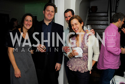 Liz Norton,Margaret Rietano,Rob Norton,Tom Rietanao,February 17,2011,The Postmistress Book Party,Kyle Samperton