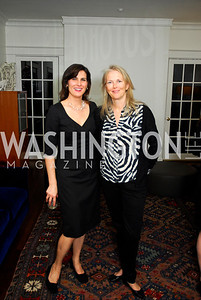 Claire Shipman,Jennifer Isham,February 17,2011,The Postmistress Book Party,Kyle Samperton