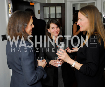 Carole Geithner,Whitney Sachs,Nancy Goodman,February 17,2011,The Postmistress Book Party,Kyle Samperton