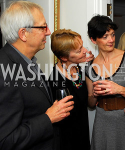 Peter Parshall,Linda Parshall,Martine Zampaglion,February 17,2011,The Postmistress Book Party,Kyle Samperton