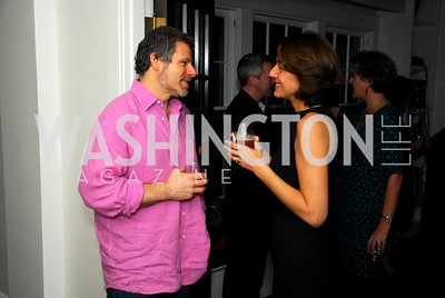 Joshua Weiner,Arzu Tarimiclar,February 17,2011,The Postmistress Book Party,Kyle Samperton