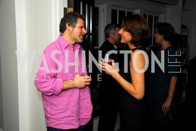 Joshua Weiner,Arzu Tarimiclar,February 17,2011,The Postmistress Book Party,Kyle Samperton