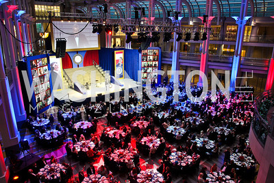 Photo by Tony Powell. The Ronald Reagan Centennial Gala. Reagan Building. May 24, 2011