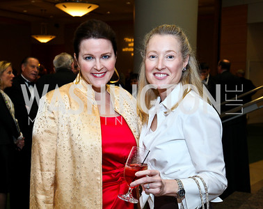Rachel Pearson, Liz Murray. Photo by Tony Powell. The Ronald Reagan Centennial Gala. Reagan Building. May 24, 2011