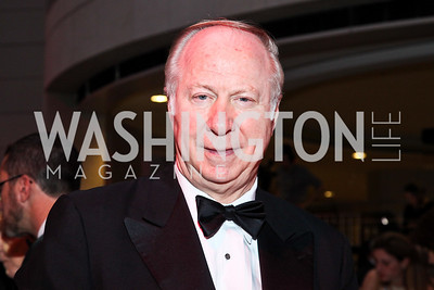 David Gergen. Photo by Tony Powell. The Ronald Reagan Centennial Gala. Reagan Building. May 24, 2011